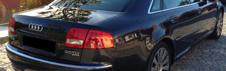 <h4>Topo de Gama Audi de qualidade superior</h4>